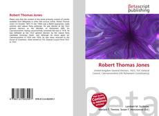 Bookcover of Robert Thomas Jones