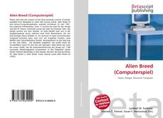 Couverture de Alien Breed (Computerspiel)