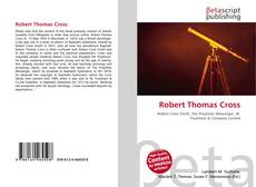 Bookcover of Robert Thomas Cross