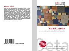 Capa do livro de Rashid Lucman