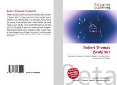 Bookcover of Robert Thomas (Sculptor)
