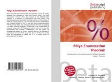 Bookcover of Pólya Enumeration Theorem