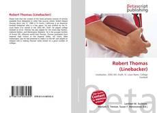 Bookcover of Robert Thomas (Linebacker)