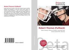 Bookcover of Robert Thomas (Fullback)