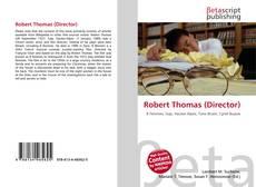 Bookcover of Robert Thomas (Director)