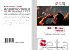 Portada del libro de Robert Theodore Anderson