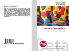 Bookcover of Aliens vs. Predator 2