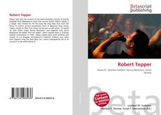 Portada del libro de Robert Tepper