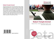 Bookcover of Robert Temple Emmet