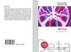 Alif Tree kitap kapağı