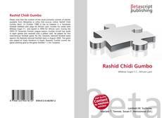 Copertina di Rashid Chidi Gumbo
