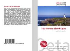 Обложка South Bass Island Light