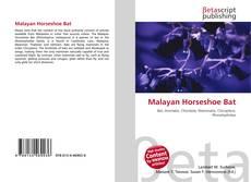 Buchcover von Malayan Horseshoe Bat