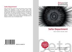 Salto Department kitap kapağı