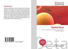 Bookcover of Rashid Khan