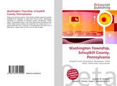Bookcover of Washington Township, Schuylkill County, Pennsylvania