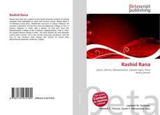 Bookcover of Rashid Rana