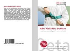 Bookcover of Alina Alexandra Dumitru