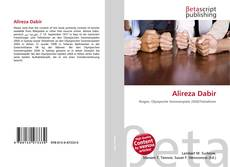 Bookcover of Alireza Dabir