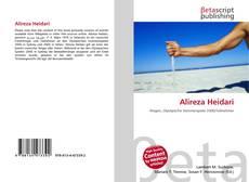 Bookcover of Alireza Heidari