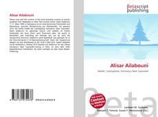 Portada del libro de Alisar Ailabouni