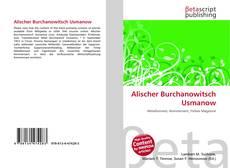 Bookcover of Alischer Burchanowitsch Usmanow