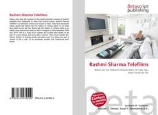 Bookcover of Rashmi Sharma Telefilms