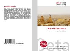 Bookcover of Narendra Mohan