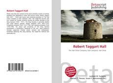 Bookcover of Robert Taggart Hall