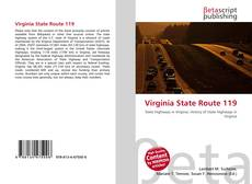Bookcover of Virginia State Route 119