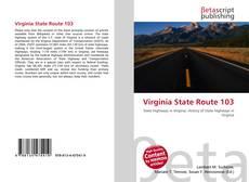 Couverture de Virginia State Route 103