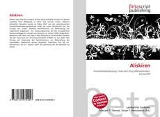 Bookcover of Aliskiren