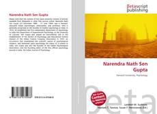 Bookcover of Narendra Nath Sen Gupta