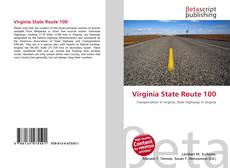 Bookcover of Virginia State Route 100