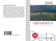 Couverture de Virginia State Route 10