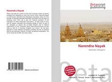 Bookcover of Narendra Nayak