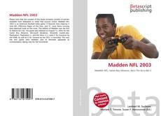 Buchcover von Madden NFL 2003