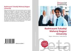 Обложка Rashtrasant Tukadoji Maharaj Nagpur University