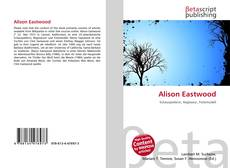 Bookcover of Alison Eastwood