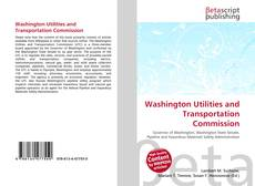 Couverture de Washington Utilities and Transportation Commission