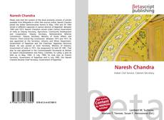 Bookcover of Naresh Chandra