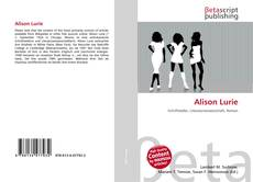 Bookcover of Alison Lurie