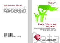 Buchcover von Union, Progress and Democracy