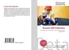 Bookcover of Konami GB Collection