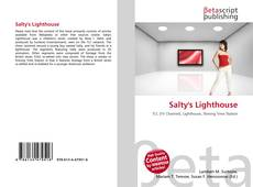 Capa do livro de Salty's Lighthouse