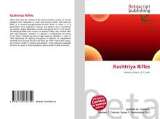 Bookcover of Rashtriya Rifles