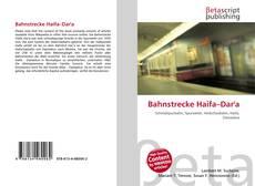 Borítókép a  Bahnstrecke Haifa–Dar'a - hoz