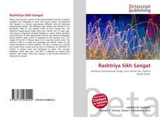 Bookcover of Rashtriya Sikh Sangat