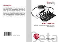 Bookcover of Rasika Mathur