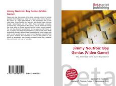 Bookcover of Jimmy Neutron: Boy Genius (Video Game)